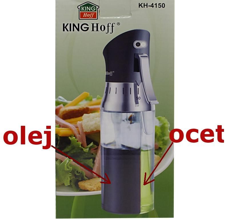 Spryskiwacz do oleju i octu Kingoff KH 4150 - oryginalne pudełko