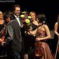 Eun Cho, Nerkowski Maciej, Suwalska Orkiestra Kameralna, najpiękniejsza jest muzyka polska, SOK Suwalki, 11.11.2013 #EunCho #NajpiękniejszaJestMuzykaPolska #NerkowskiMaciej #SOKSuwalki #SuwalskaOrkiestraKameralna