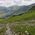 ze szlaku na Wołowiec #góry #Lipiec2013 #Tatry