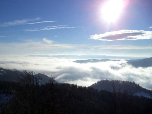 Góry Lewockie z Wysokiej #góry #pieniny #homole #wysoka #durbaszka