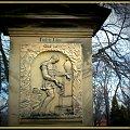 na wałbrzyskim cmentarzu #nagrobek #pomnik #rzeżba