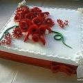 Tort weselny dla starszego małżeństwa #TortyWeselne #TortWeselny #torty #TortyOkazjonalne