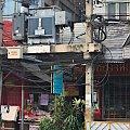 Koszmar elektryka ;) Bangkok - dzielnica chińska #azja #podróże #tajlandia #tropik #bangkok