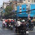 Ulica w Bangkoku #azja #podróże #tajlandia #bangkok #GrandChina