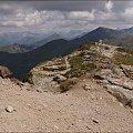 Tatry- widok z Wołowca #góry #Lipiec2013 #Tatry #TatryZachodnie