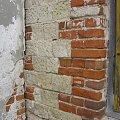 bloczki wapienne łączone z cegłą #Michalów #młyn