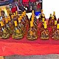 Wężowe trunki na bazarze w Laosie #azja #tajlandia #laos #alkohol #wąż