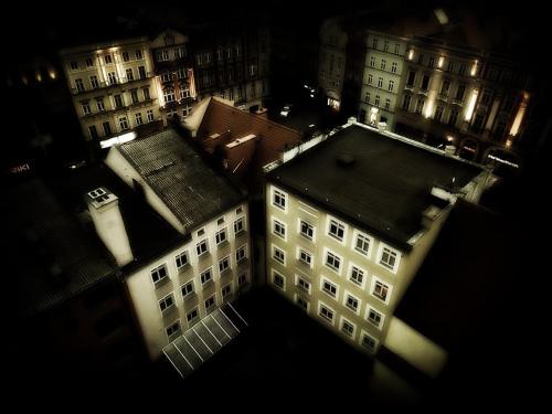 Świdnica. Rynek (widok z wieży ratuszowej) #DolnyŚląsk #zabytki #Świdnica #Schweidnitz #rynek