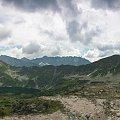 Dolina Pięciu Stawów... #arietiss #góry #krajobraz #panorama #Tatry