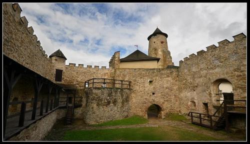 Stará Ľubovňa - zamek.