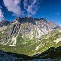 Dolina Mięguszowiecka... #arietiss #góry #krajobraz #panorama #Tatry