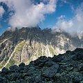 Grań Baszt... #arietiss #góry #krajobraz #panorama #Tatry