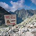 Brązowy szlak... :-) #krajobraz #góry #Tatry #arietiss