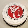 Tort dla Karateki #karate #SportyWalki #TortyOkolicznościowe #torty