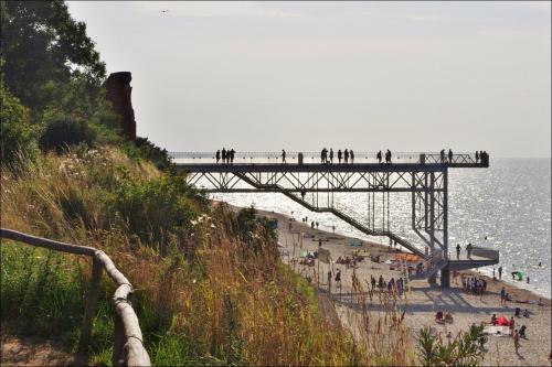 Trzęsacz #Bałtyk #morze #Trzęsacz