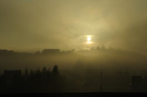 Słońce wstaje...