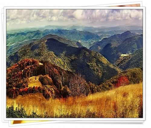 gdyby Bieszczady były wyższe #jesien #góry