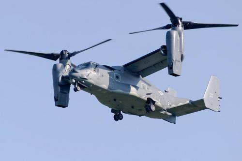 Bell-Boeing V-22 Osprey, United States - US Air Force (USAF)