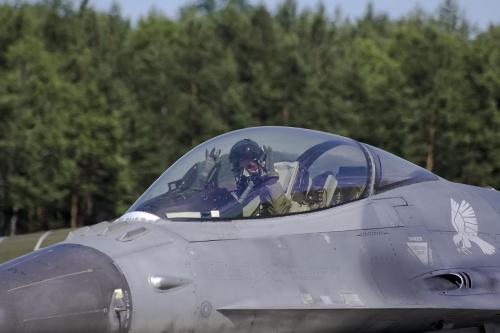 Lockheed Martin F-16CJ Fighting Falcon, United States - US Air Force (USAF)