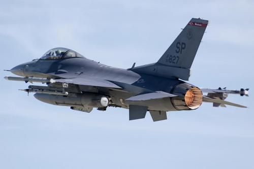 Lockheed Martin F-16 C Fighting Falcon, United States - US Air Force (USAF)