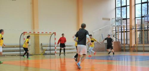 KFG - JELNA (4:2), 17.01.2015 r., Leżajska Amatorska Liga Halowej Piłki Nożnej im. A. Baja #lezajsk #leżajsk #KFG #Jelna #lezajsktm