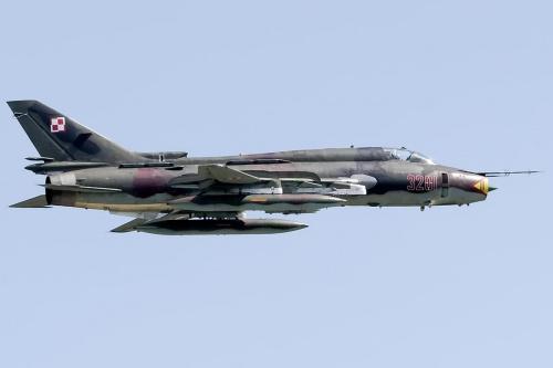 Sukhoi Su-22M4, Siły Powietrzne RP