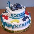 tort na 1 urodziny Maksa #TortyNa1Urodziny #TortyDlaDziecka #urodziny #torty #TortyOkolicznościowe