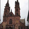 katedra zbudowana z czerwonego piaskowca,pokryta barwnie szkliwionymi dachowkami.pierwotnie miala 5 wiez.po trzesieniu ziemi w 1035 pozostaly dwie.po pokonaniu 242 stopni mozna obejrzec panorame miast #architektura