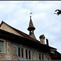 Stein am Rhein-piekne freski,dzwonnica.ale maja tez urokliwe kominy. #architektura