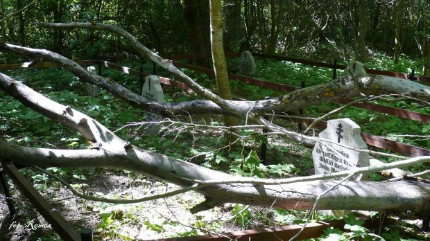 Pianki - cmentarz - 2015.05.24 #Góra #Pianki