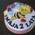 Pszczółka Maja #PszczółkaMaja #TortyDlaDzieci #TortyOkazjonalne #torty #PszczołaBiedronka