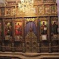 Cerkiew zbudowana na urwisku gdzie był kuszony Jezus Chrystus #bóg #cerkiew #chrystus #izrael #jerozolima #jerycho #kościół #nazaret #ZiemiaŚwięta