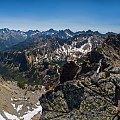 Z Zadniego Granatu... #arietiss #góry #krajobraz #panorama #Tatry
