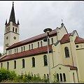 http://dolny-slask.org.pl/3268478,foto.html?idEntity=326627.Kościół zbudowany jako świątynia ewangelicka w 1860r. #przyroda