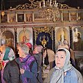Cerkiew w miejscu gdzie kiedyś był dom św. Anny i św. Joachima #Izrael #Jerozolima