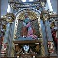 boczny ołtarz św. Anny #kościół