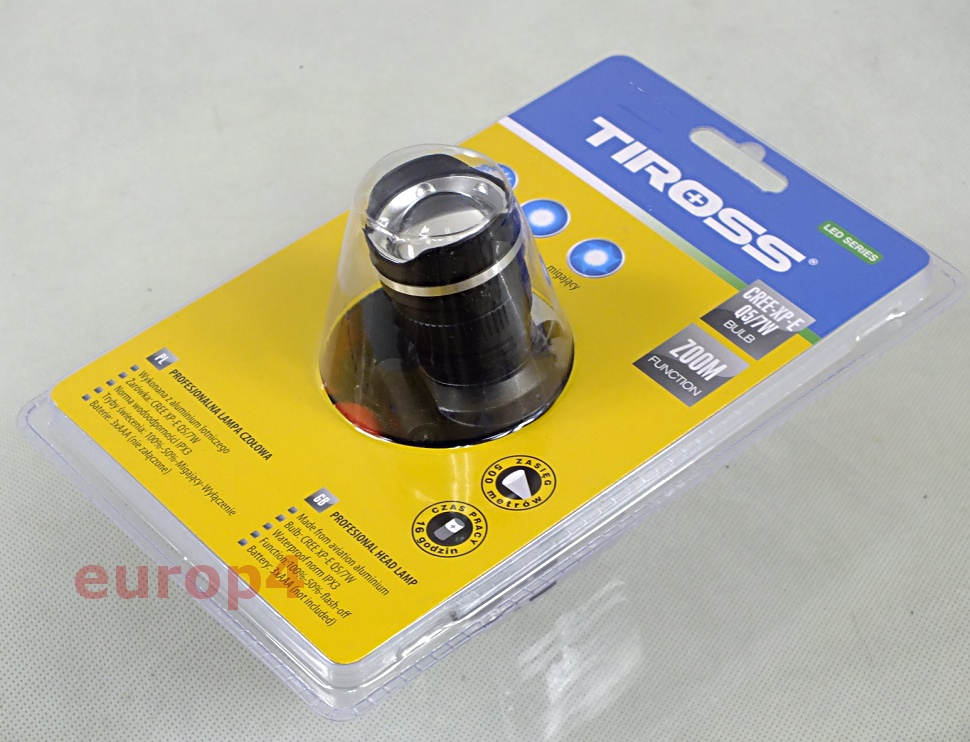 Latarka Tiross TS 1102